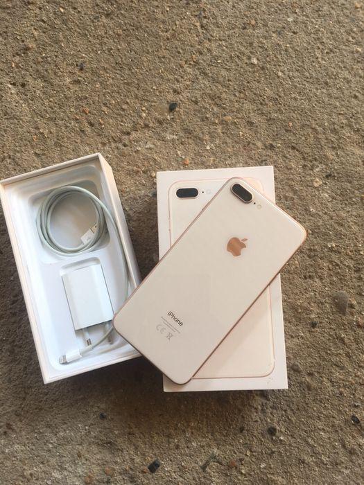 iPhone 8 Plus 64gb com caixa e carregador
