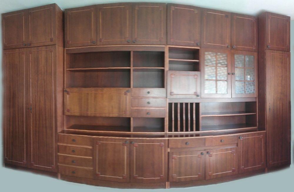 Mobila dormitor living sufragerie biblioteca Dana