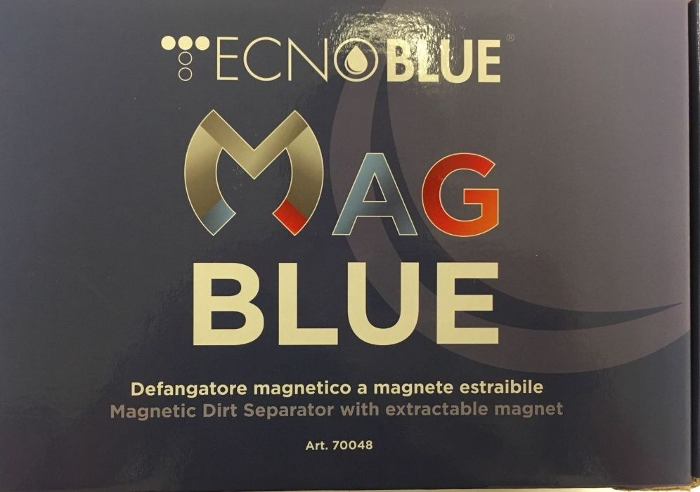Filtru Magnetic Mag Blue (namol si nisip)