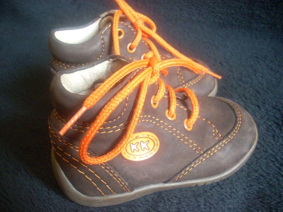 Колев и Колев- оригинални детски обувки от естествена кожа, 18 номер