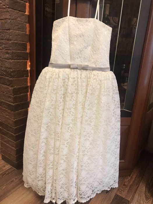 Платье на выпускной вечер или на Новогодний утренник