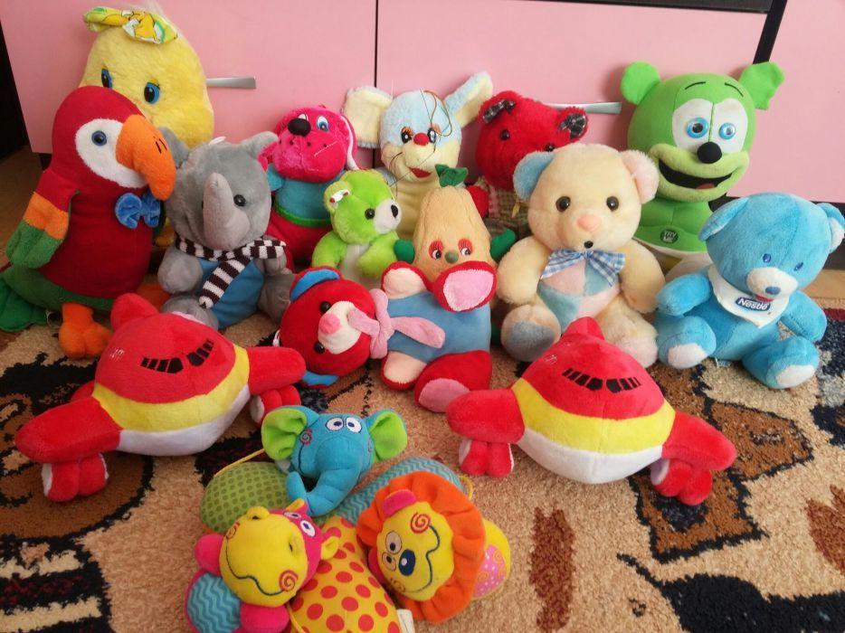 Плюшени играчки нови