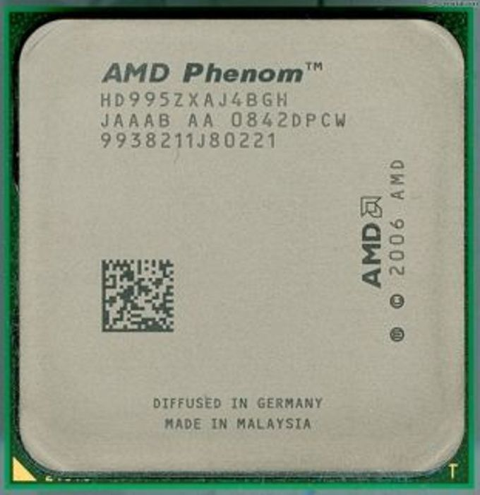 AMD Phenom X4 9950 Black Edition /2.6GHz/