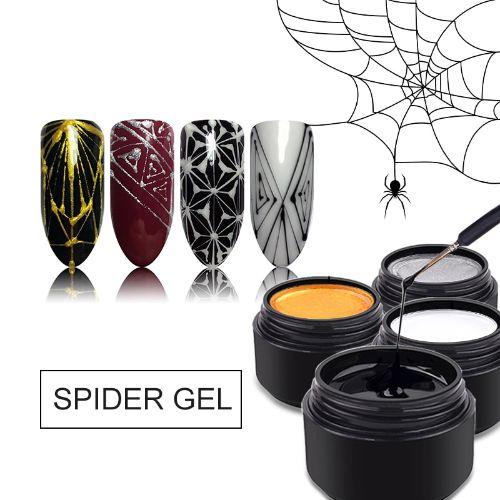 Spider uv/led гел за декорации