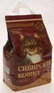 """Наполнитель Сибирская кошка """"Универсал"""" 20л впитывающий"""