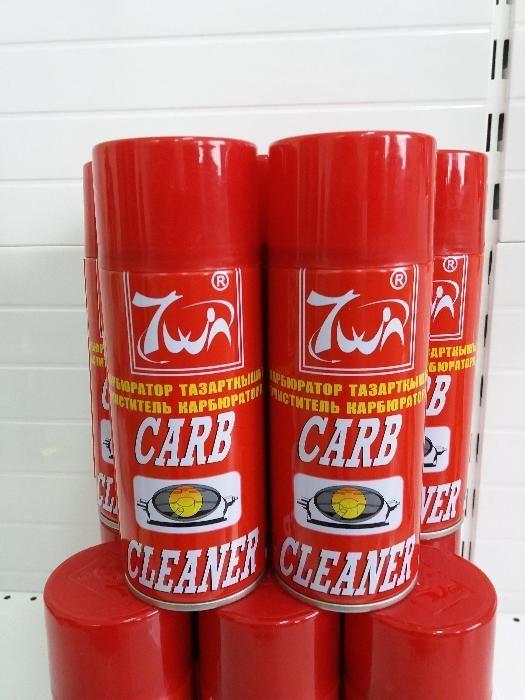 Очиститель карбюратора CARB CLEANER (Карб) 450мл Павлодар - изображение 1