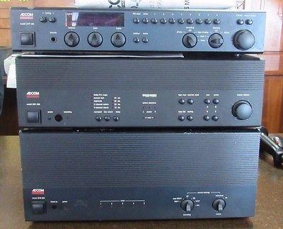 Vand preamplificator,procesor,power Adcom GTP-560
