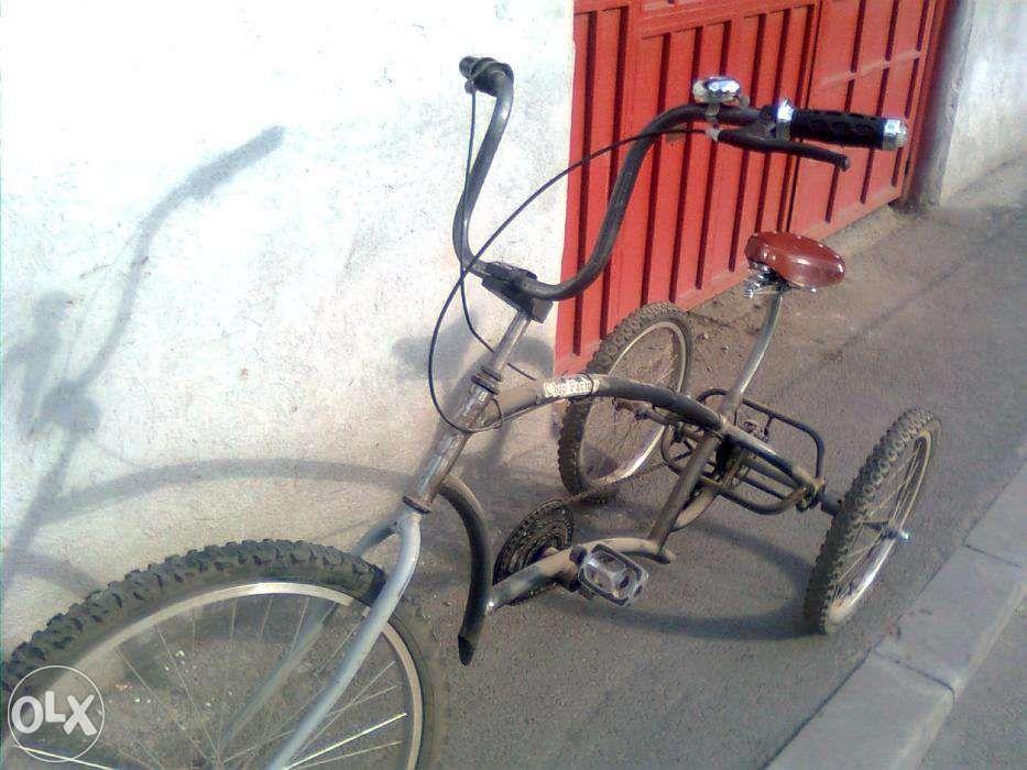 Tricicleta Custom