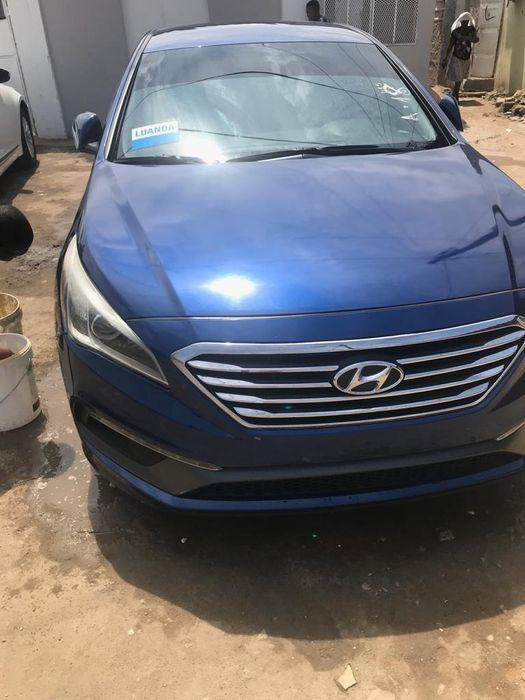 Hyundai Sonata novo