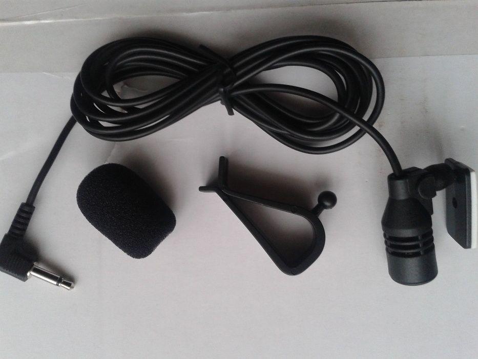 microfon pentru mp3 si dvd auto cu mufa de 3,5
