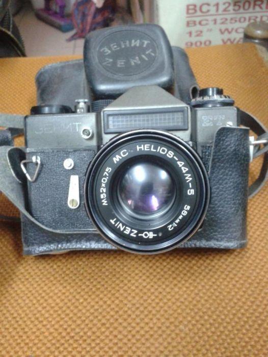 Продавам фотоапарат ЗЕНИТ