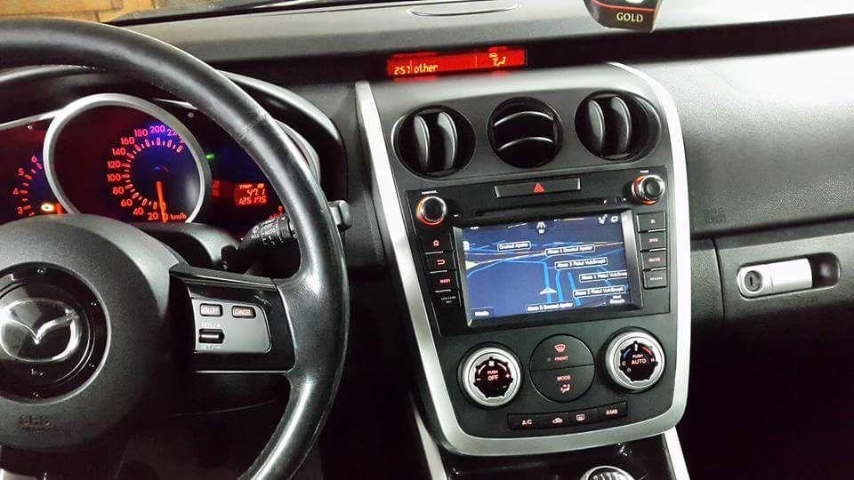 Navigatie Mazda CX-7 2007- 4GB RAM Octa Core cu Android 8.0