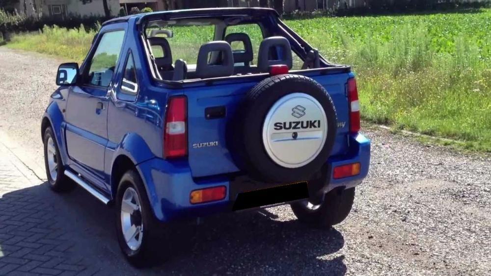 Suzuki Jimny 2008 EURO 4 Cardan Caroserie Roti Bancheta Scaun Geam Usa