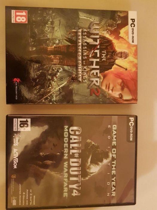 2 jocuri PC