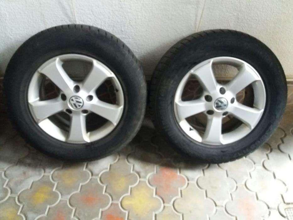 Jante+anvelope Iarna VW Touareg, Q5, 235/65/17