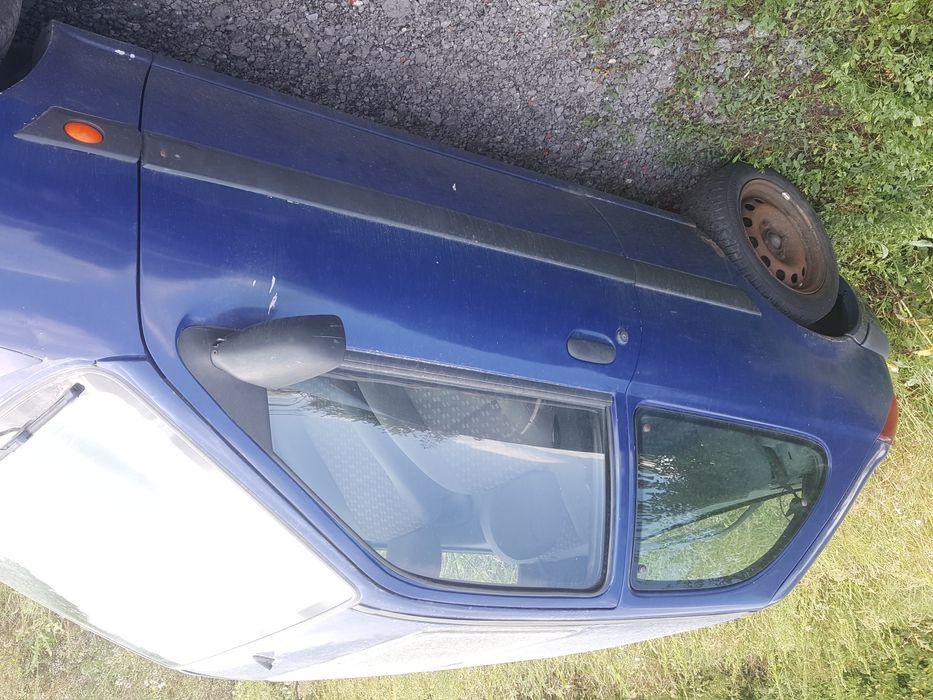 Scaune Ford Fiesta, model 2 usi,scaune rabatabile, an 1996-2001
