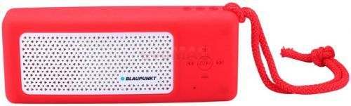 Boxa Portabila Blaupunkt BTS10RD, Bluetooth, FM Radio, slot microSD,