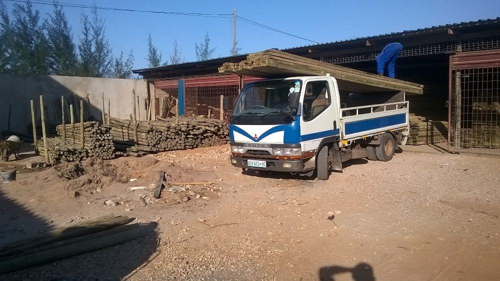 transporte de cargas e serviços dentro e fora da cidade