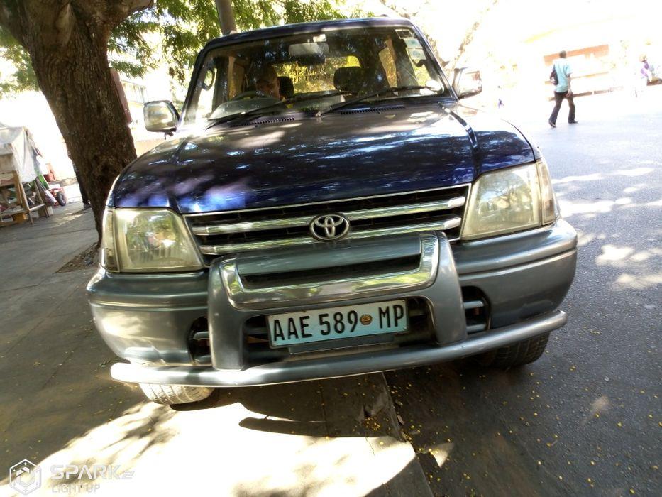 Toyota prado 2 portas