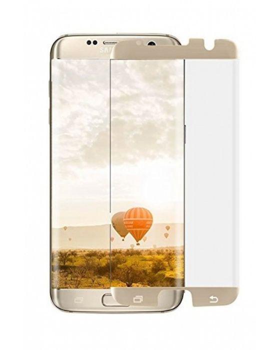 Folie Sticla Curbata Samsung S6 Edge. S7 Edge
