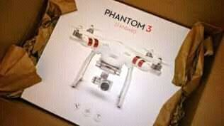 Drone camera novo