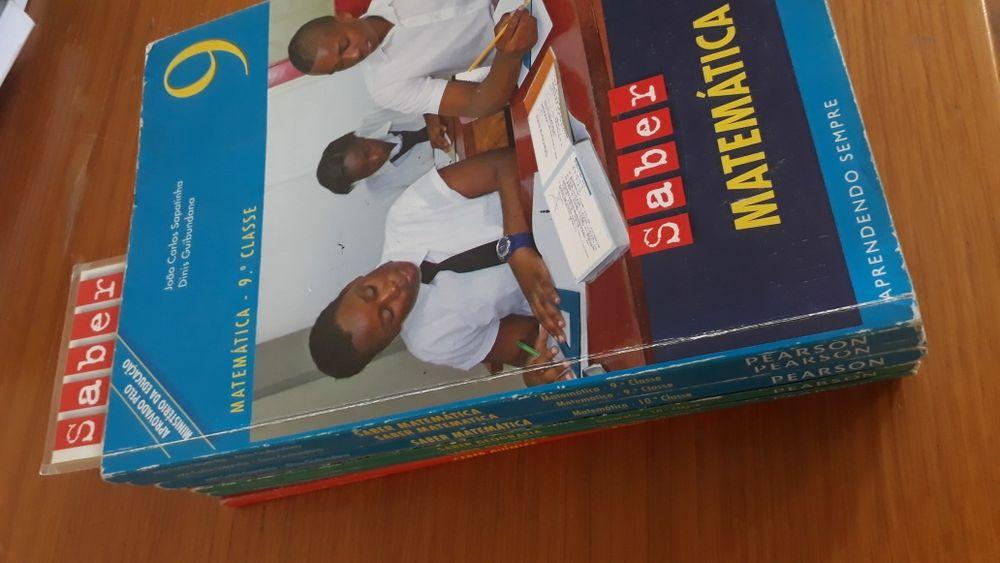 Livros do ensino secundário
