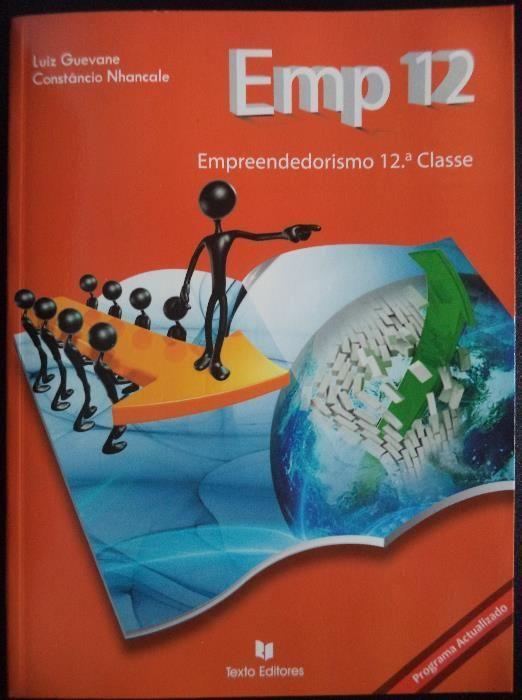 Livro de Empreendedorismo da 12ª Classe