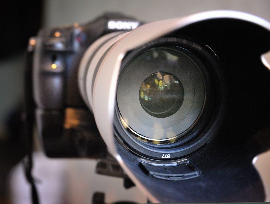 Фотоаппарат Sony SLT A77v + комплект