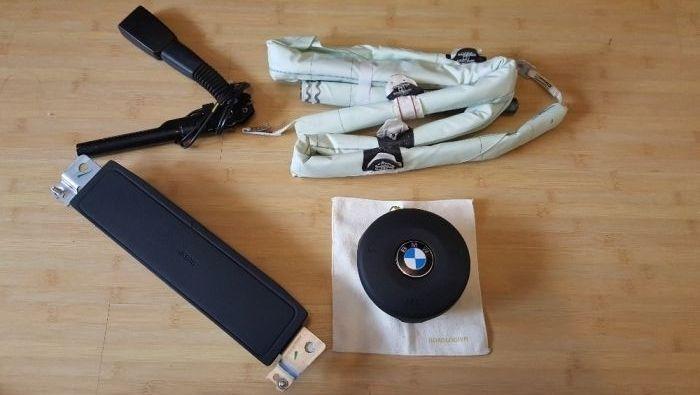 Kit Airbag Bmw F30 F31 F32 F36 M Dual Stage USA
