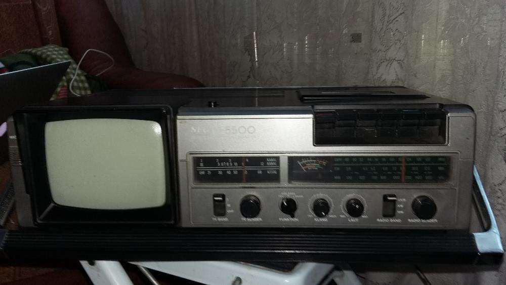 casetofon +radio+tv nec