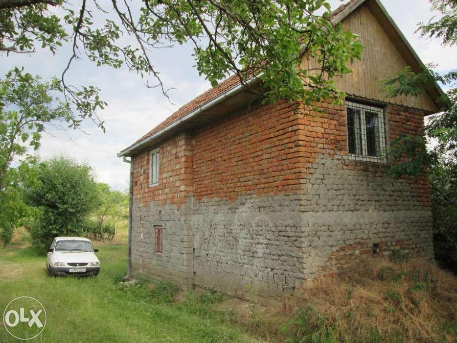 Casa de vacanta si Teren 1500mp cu vie