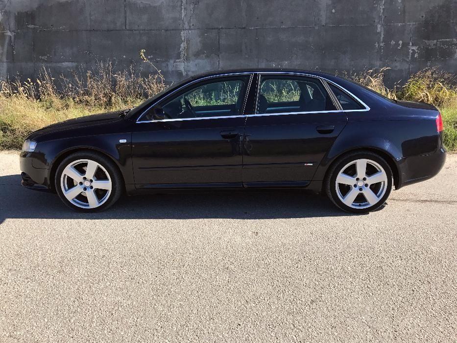 Portiera stanga dreapta fata spate S line Audi A4 B7 din 2006 LZ5A