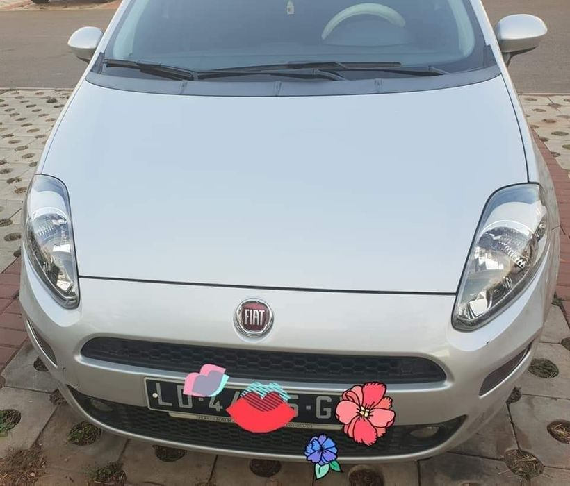 Fiat punto 35mil km carro de mulher