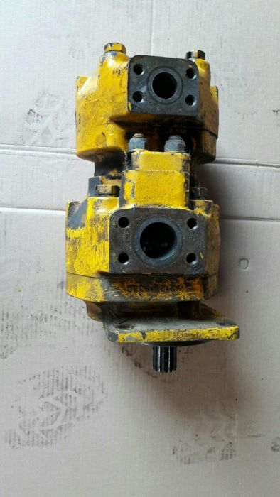 Pompe hidraulice hanomag