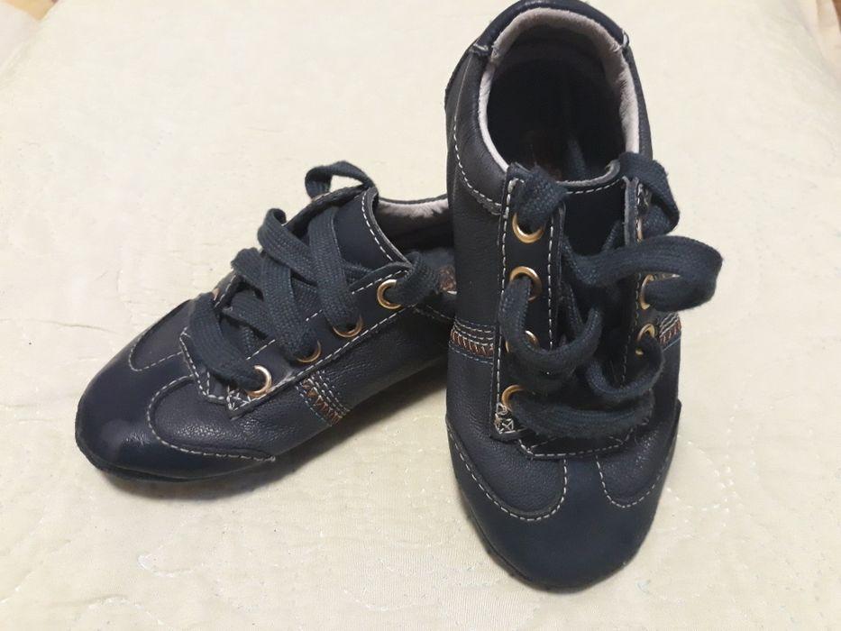 Pantofi Zara, mărimea 24, culoarea albastru