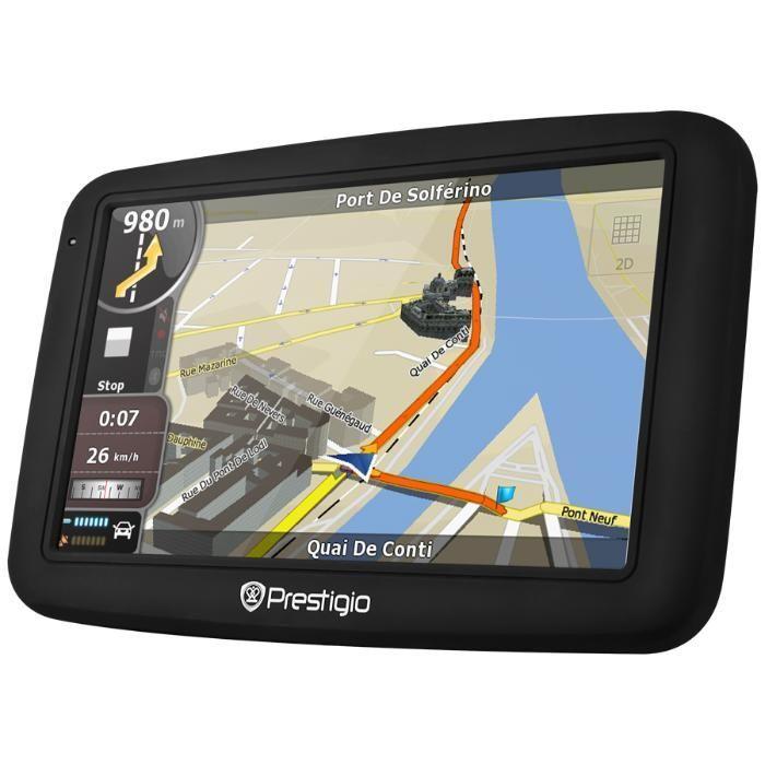 """GPS Navigatii Prestigio 5"""" iGO Primo3D, Full Europa NOU,Garantie 2 ani"""