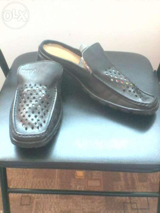 pantofi sofer piele barbati gaurele 43 mocasini butelie
