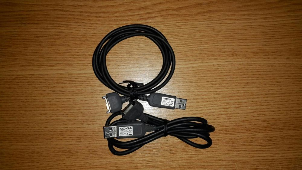 Cabluri de date originale Nokia CA-53