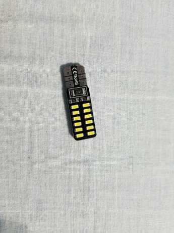 Bec Led w5w T10 cu 24 SMD 3014 CAN-BUS
