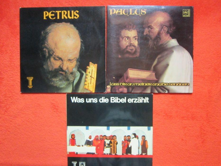 vinil Petrus Oratorium, Paulus Oratorium, Was Uns Die Bibel Erzahlt
