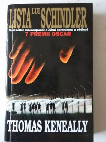 Lista lui Schindler -- de T.Keneally Bucuresti Sectorul 6 • OLX.ro