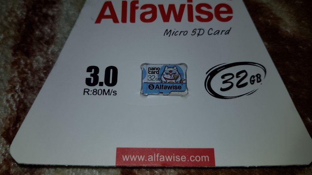 Card micro sd 32 gb clasa 10