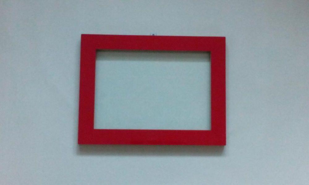 Дървена рамка за снимка