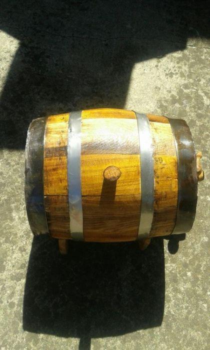 butoi lemn stejar