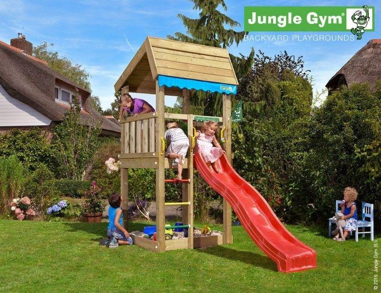 Turn de joaca copii - Jungle Gym Home - GARANTIE CERTIFICATA