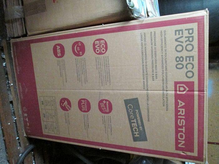 Instant electric ARISTON Pro Eco Evo 80