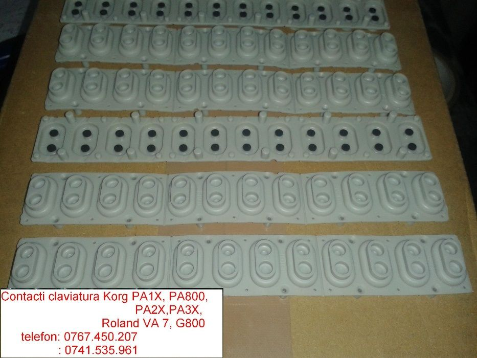 octave contacti Korg NOI butoane claviatura PA3 x PA 2 X , PA 800, PA