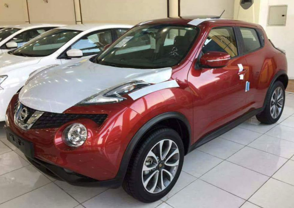 Nissan Juke esta a venda