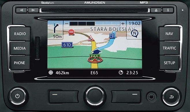 CD Harta Navigatie VOLKSWAGEN RNS 310 / 315 Full Europa