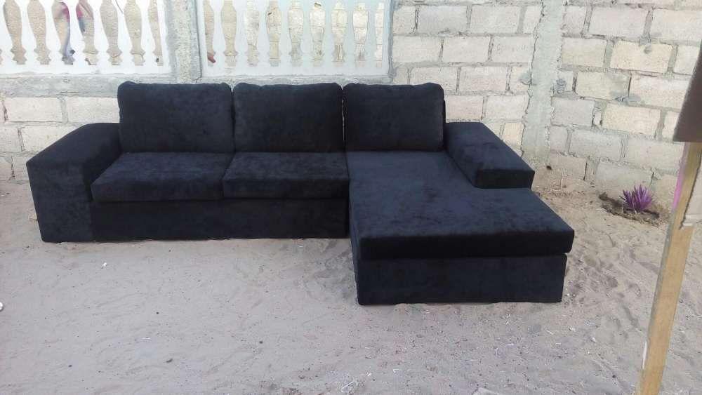 Sofas modernos do tipo L